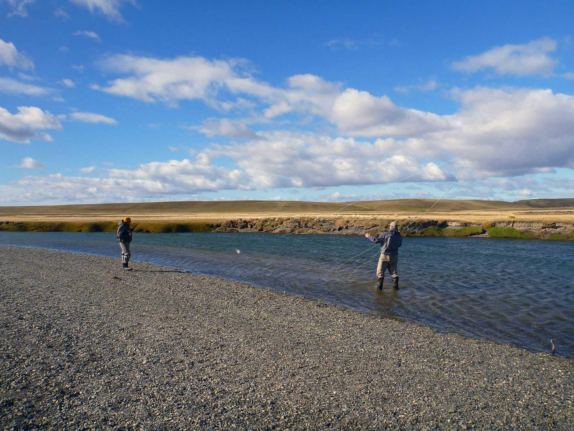 Argentine Gal Pac Voyages de pêche
