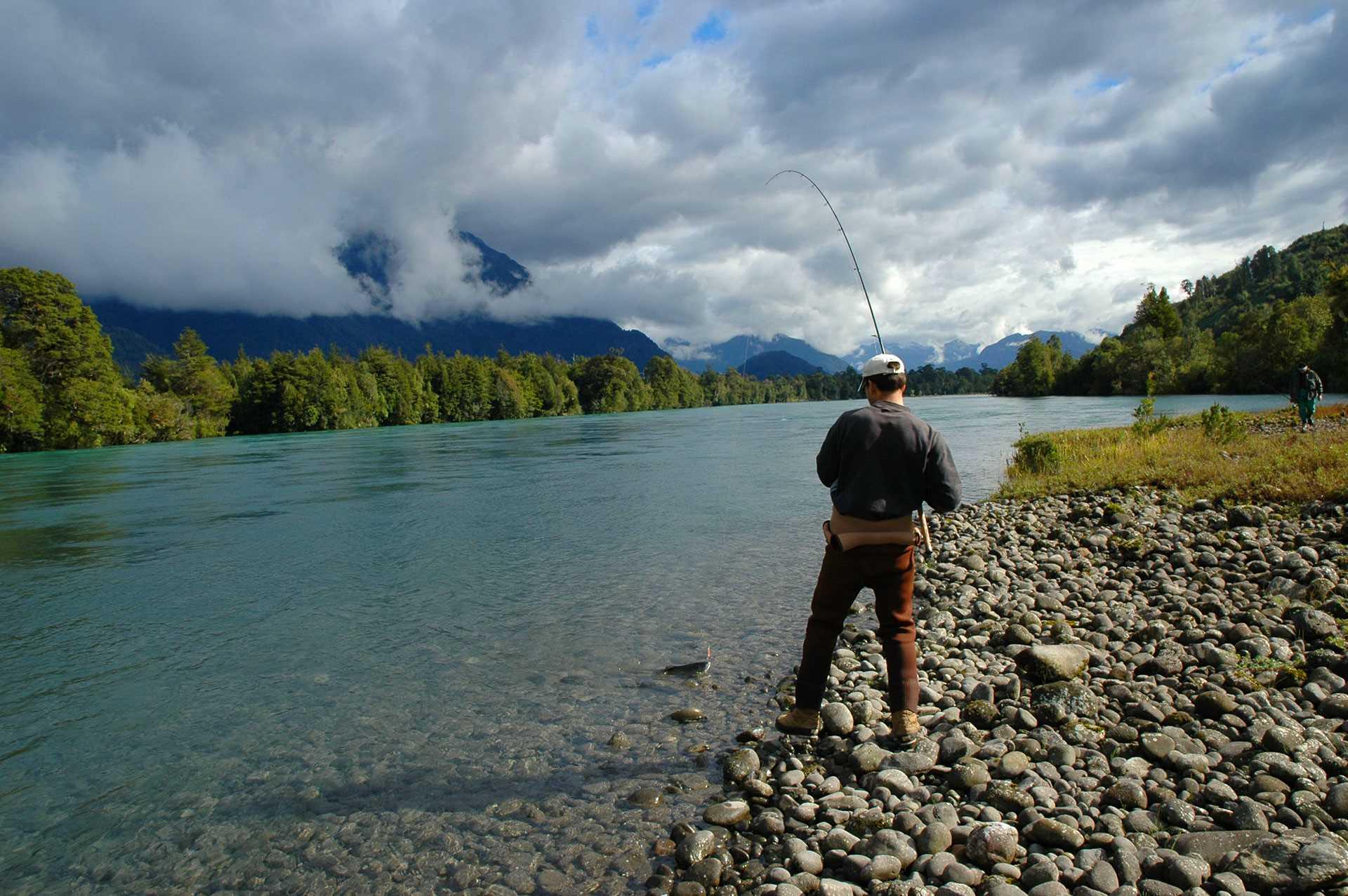 Chili Yelcho Gal Pac Voyages de pêche