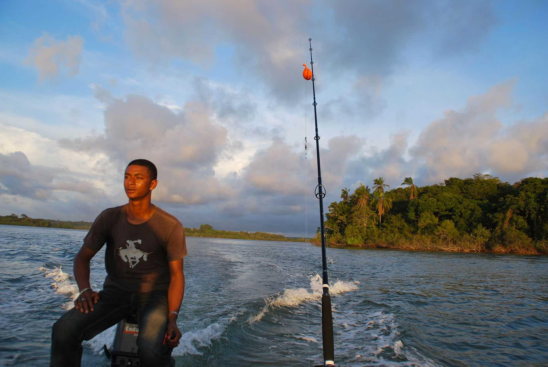 Gabon Gavilo PAC Voyages de pêche
