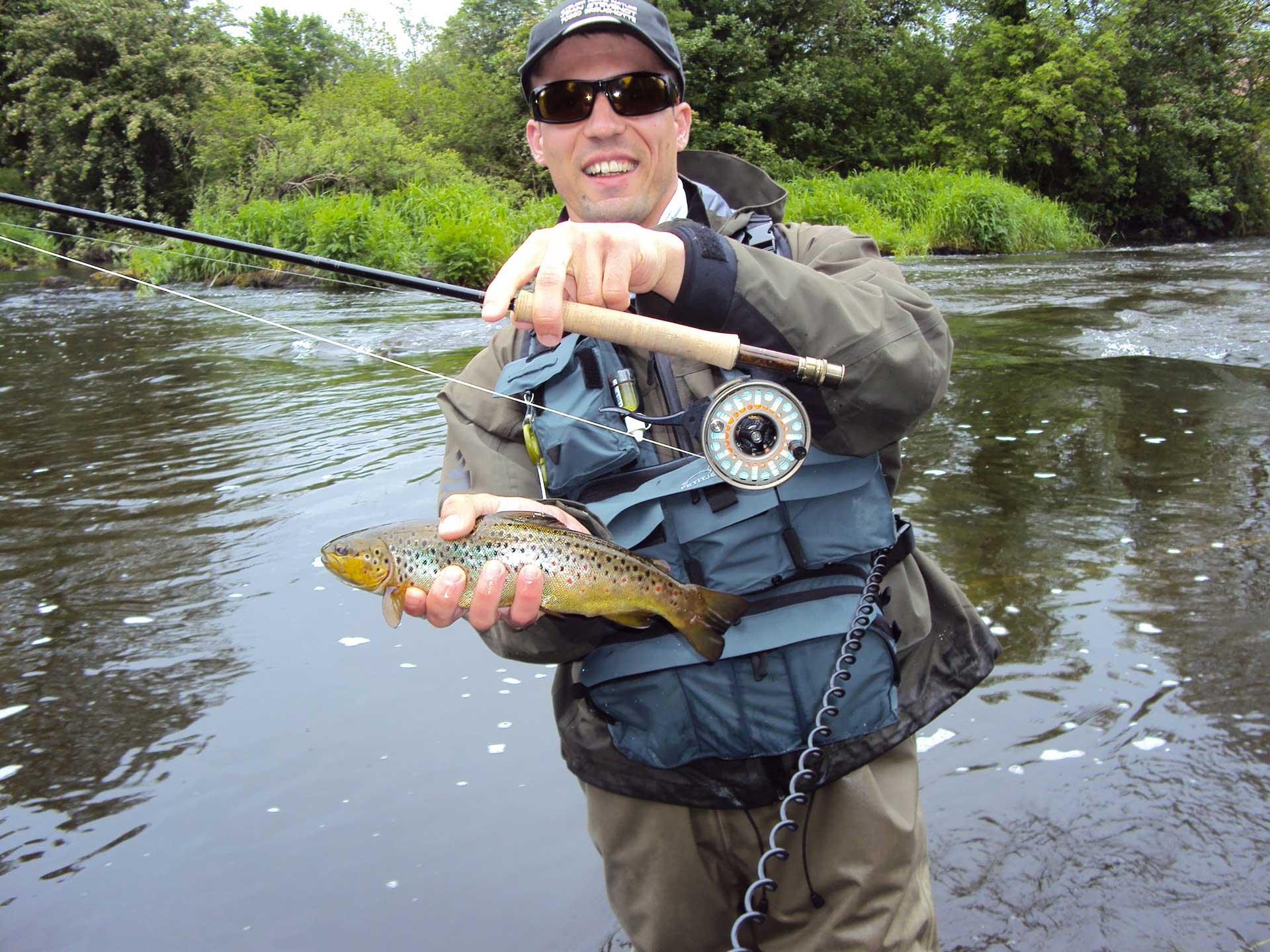 Irlande Gal Pac Voyages de pêche