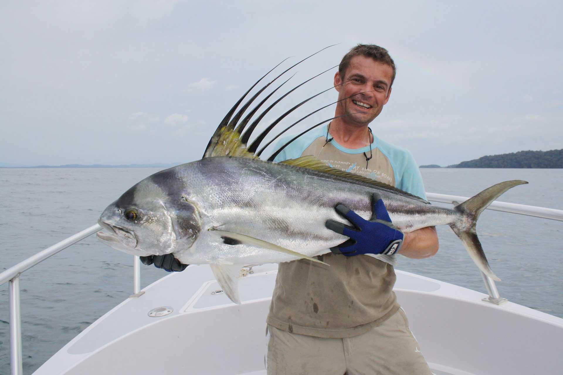 Panama PAC Voyages de pêche