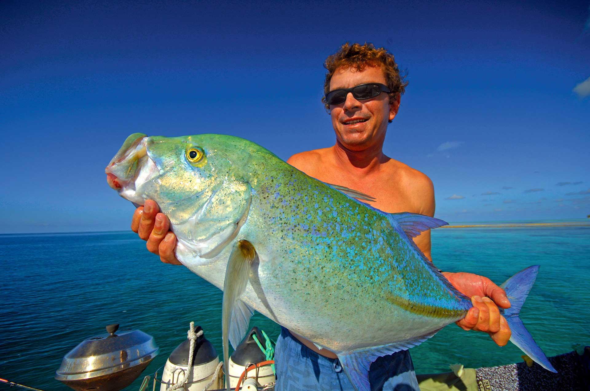 Seychelles Gal Pac Voyages de pêche