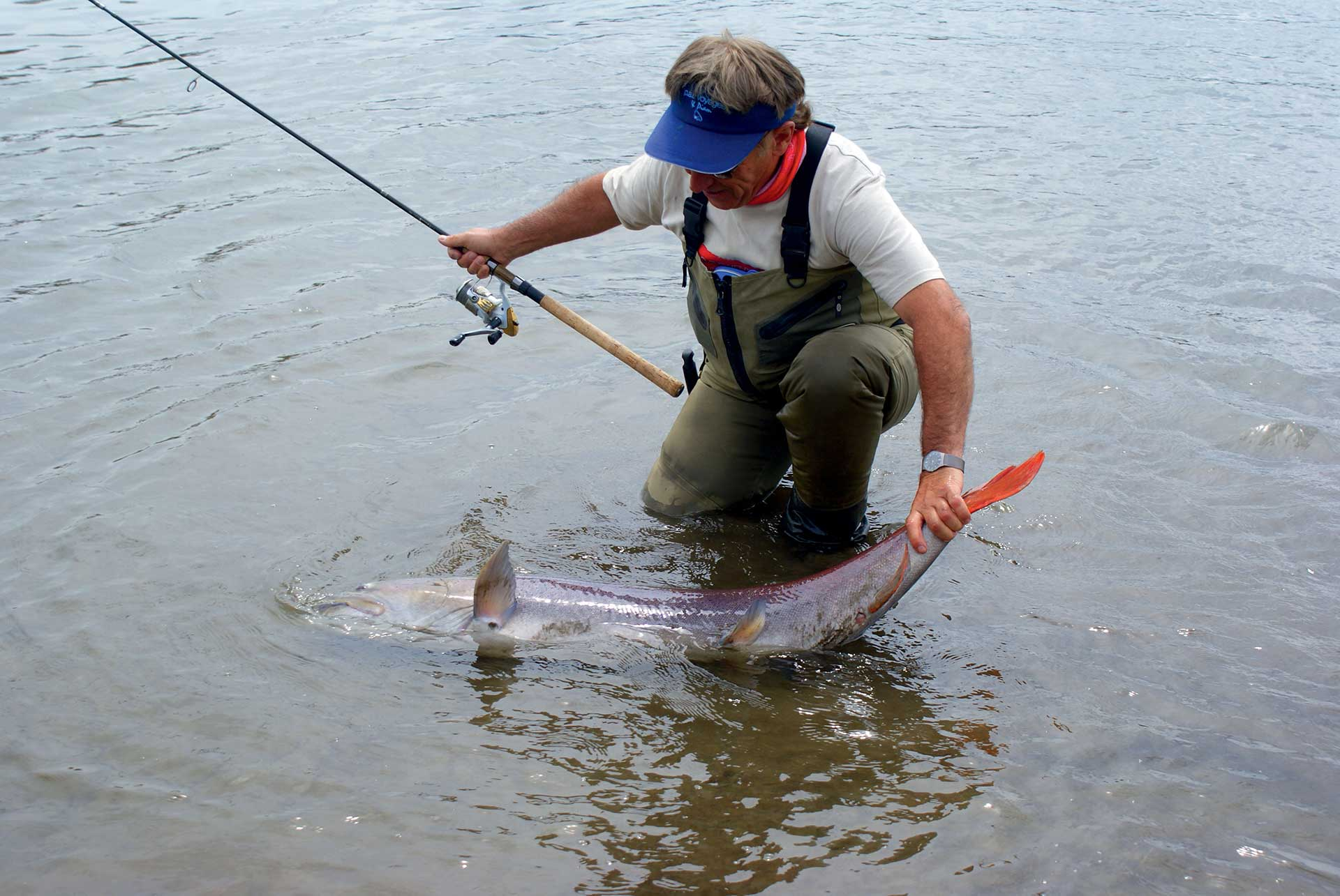 Mongolie Tsaatan Gal Pac Voyages de pêche