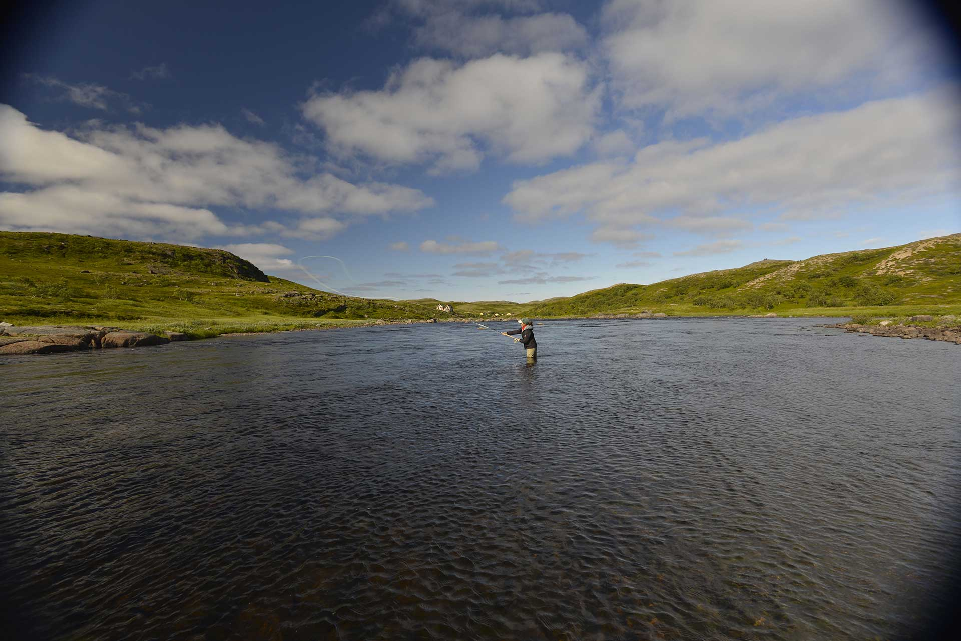 Russie Rynda Gal Pac Voyages de pêche