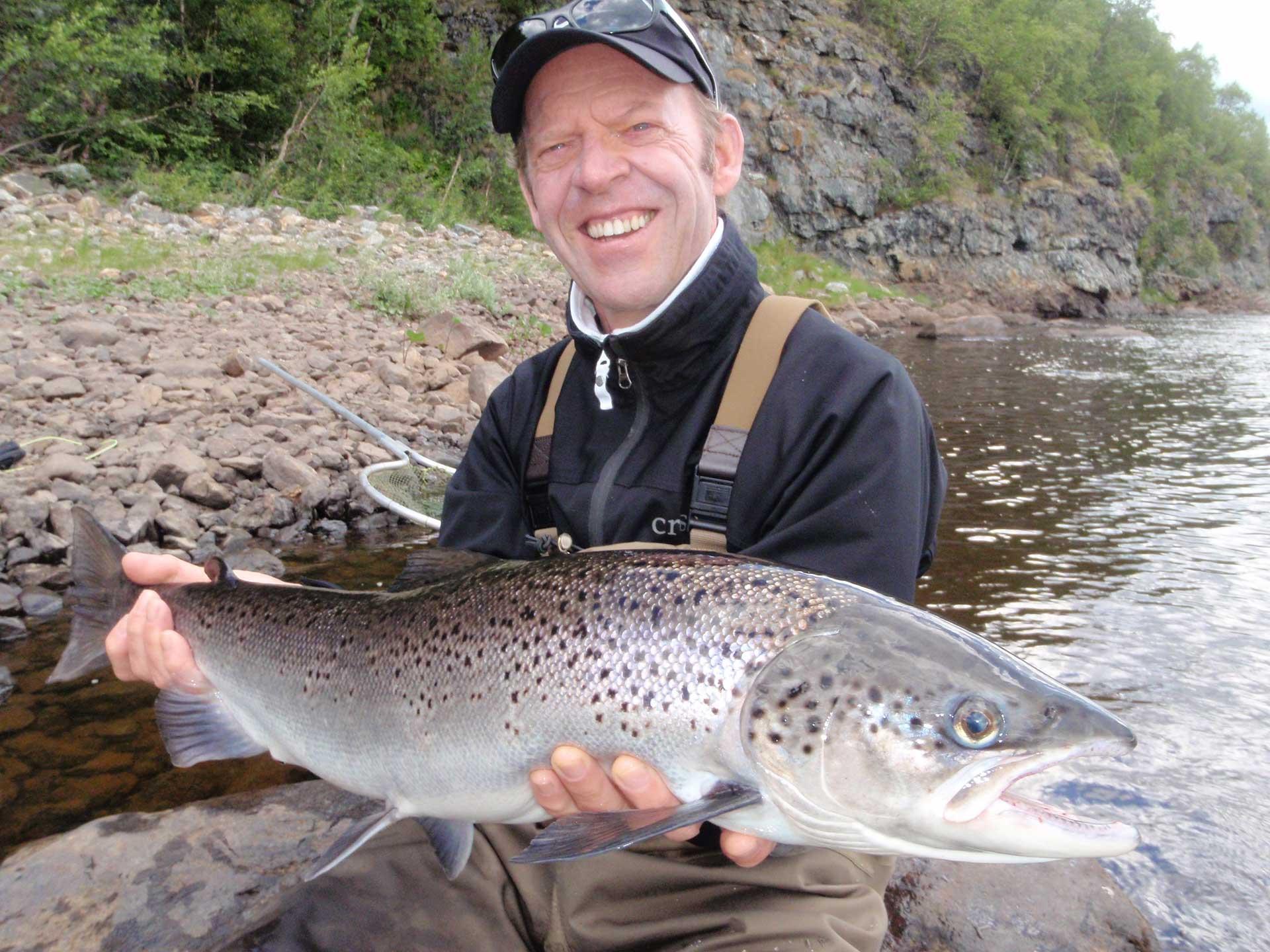 Russie Yokanga Gal Pac Voyages de pêche